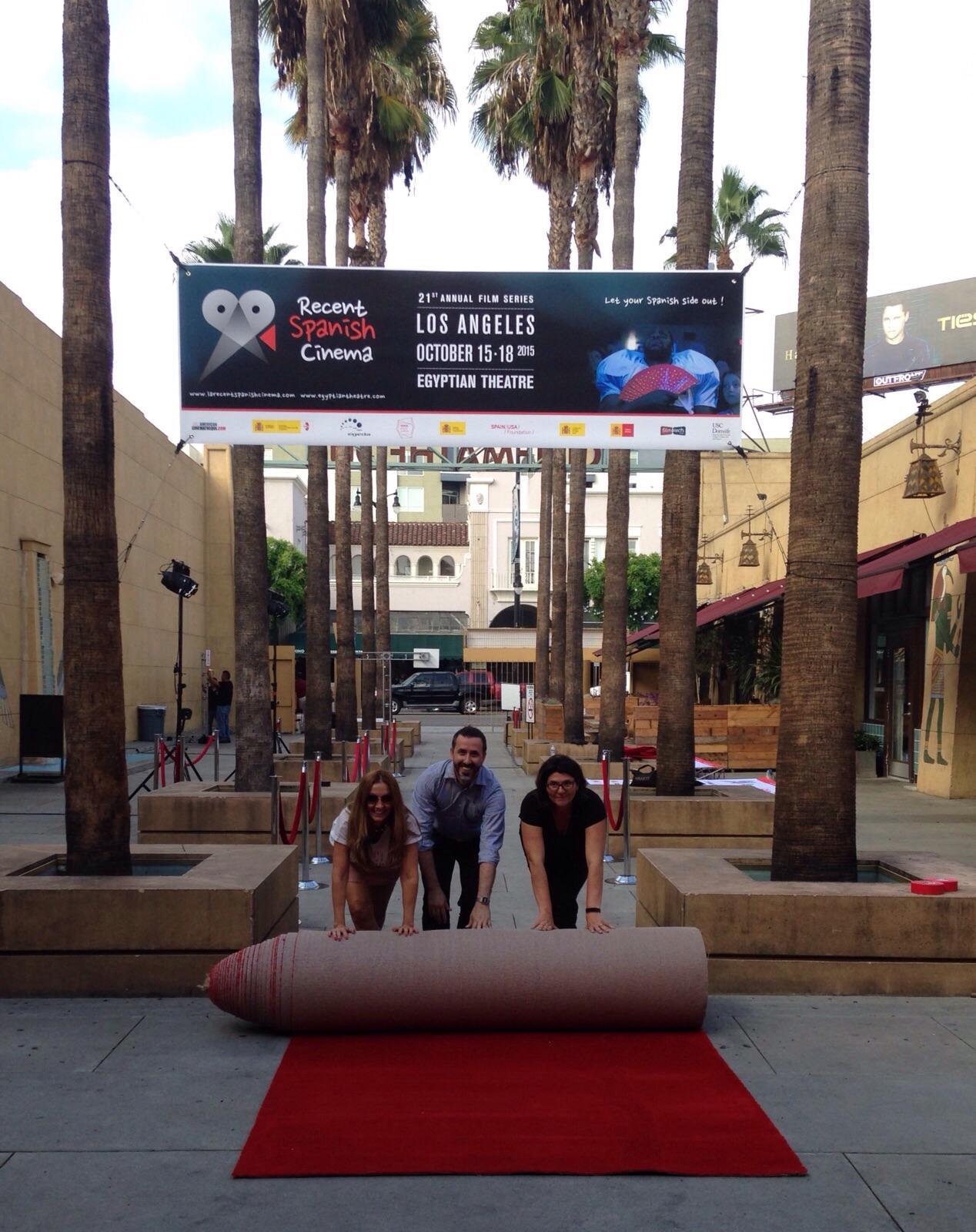 Muestra de cine Español Los Angeles -Recent Spanish Cinema LA